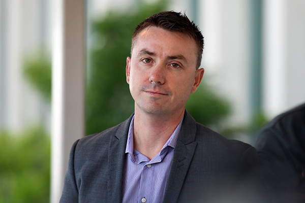 EXCLUSIVE | James Ashby says alcohol was involved in NRA meeting