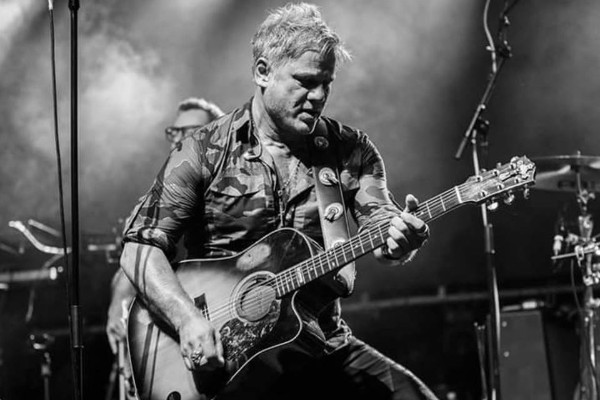 Jon Stevens to bring the noise to the Tivoli