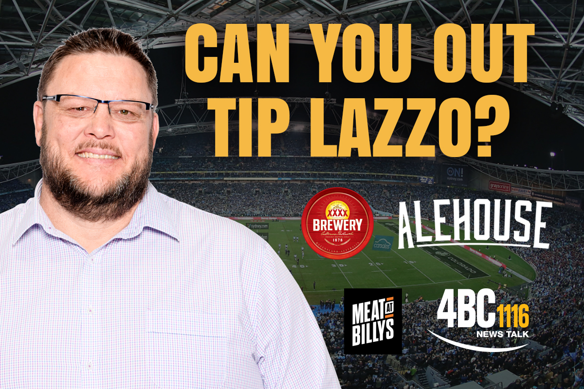 Can You Out Tip Lazzo?