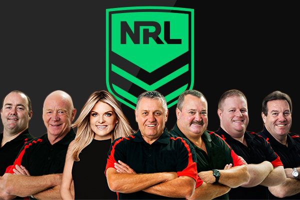 Rugby League is back and so is The Continuous Call Team