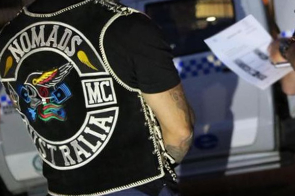 Bikie gang member charged with raping 12yo girl on Valentine's Day