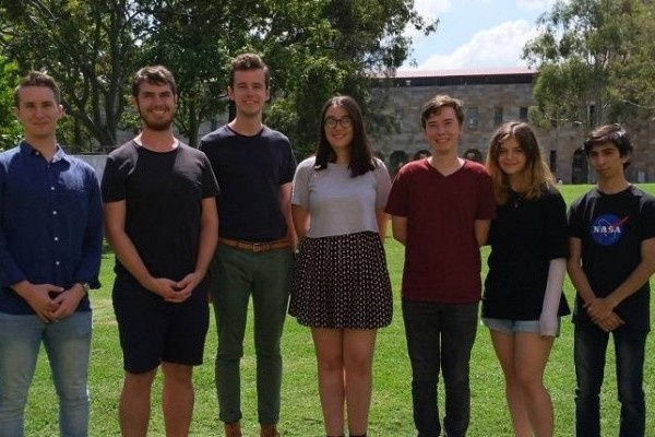 Aussie team has the answers for the physics olympics