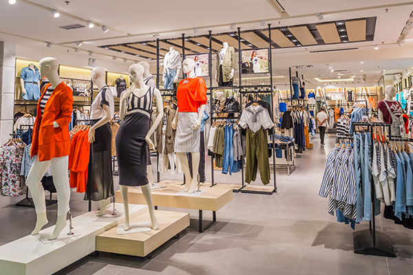 Department stores biggest losers in weak retail results