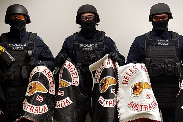 Article image for 'Completely and utterly weak': QLD bikie laws unable to stop violence