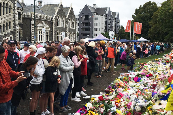 Christchurch latest: Survivors demand answers as gun shops prepare for a rush
