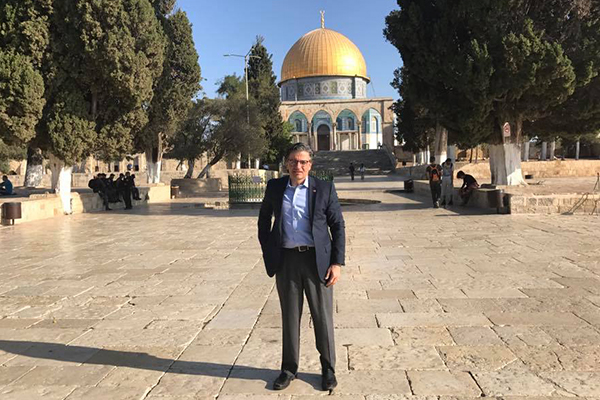 Muslim reformist calls for separation of mosque and state