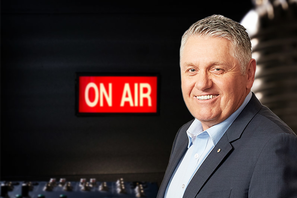 Article image for Ray Hadley joined by the most unlikely combination of guests for hilarious 'interview'