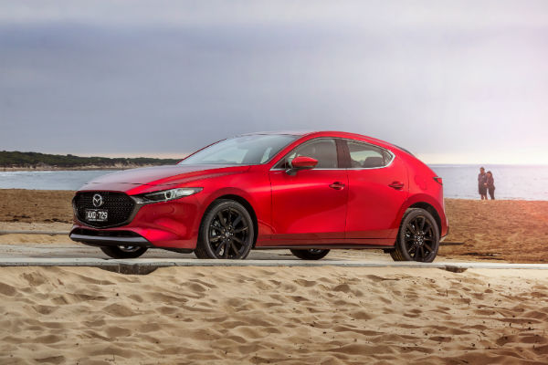 New Mazda 3 hatch – more premium and refined but at a more premium price