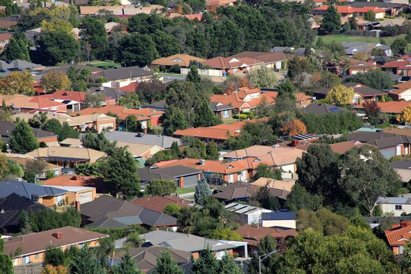 Mortgage demand starting to lift