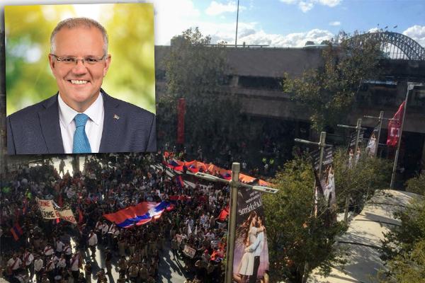 Armenian genocide: Leaders snub Scott Morrison over 'genocide' backflip