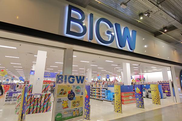 Big W set to close 30 stores