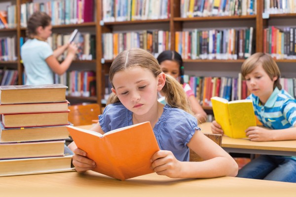 The writing is on the wall for children's reading