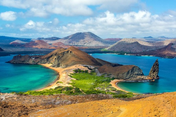 The Galapagos – natural wonder, tourism drawcard