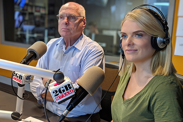Article image for Erin and Jim Molan join forces to spread a very important message