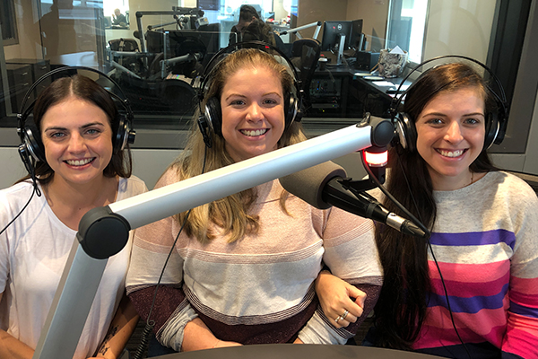 Article image for Ray Hadley tears up in emotional interview with young women who carry MND gene