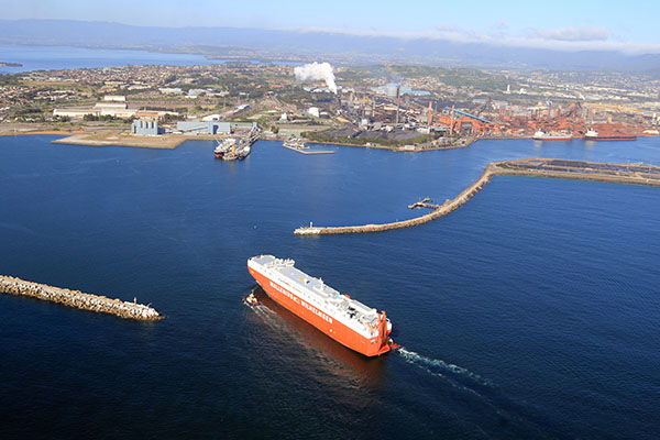 State's first gas import terminal