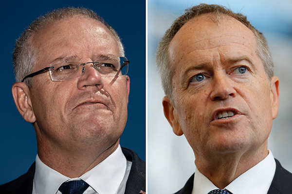 The post-budget polls are out and it's a mixed result for the government