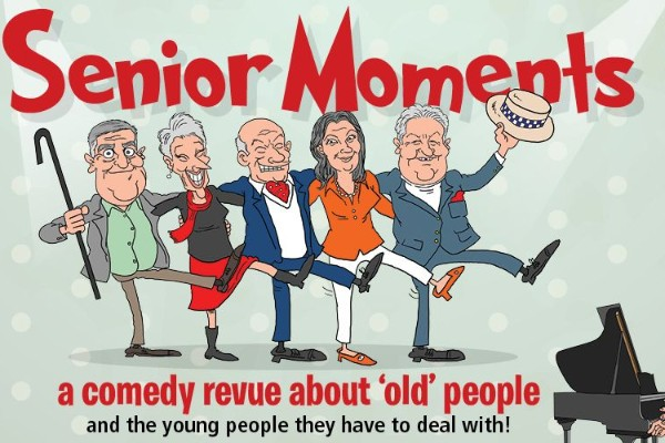 Senior Moments is a real laughing matter