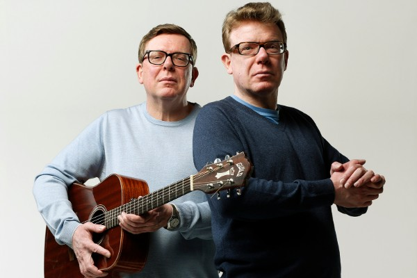 The Proclaimers return carried by an Angry Cyclist