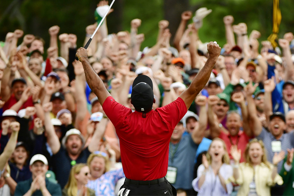 'The greatest comeback in the history of sport': Tiger Woods wins the Masters