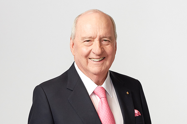 'Hope for the future': Alan Jones praises year 12 student
