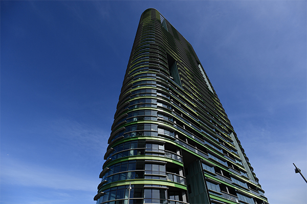 Builder agrees to pay rent to Opal Tower investors