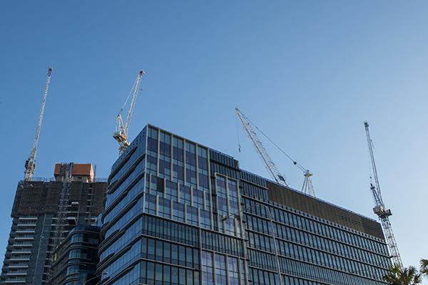 Construction under threat as insurers flee