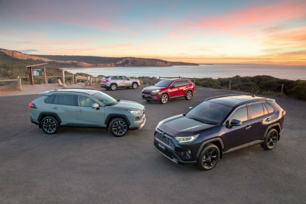 New generation Toyota RAV- 4 SUV arrives with a hybrid model to boot