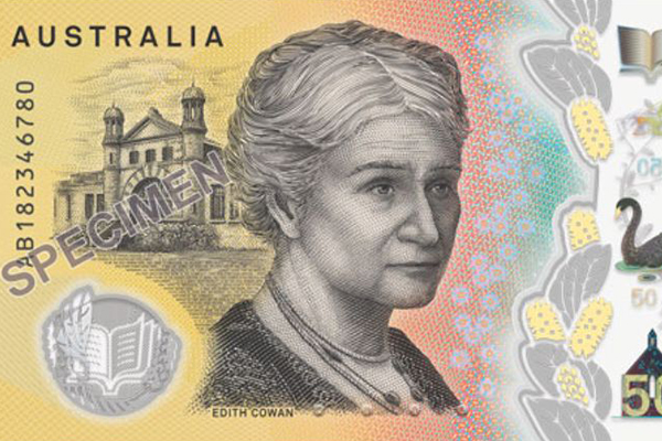 Embarrassing typo on new $50 note
