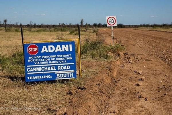 "A ""significant shift"" on the Adani Carmichael mine"