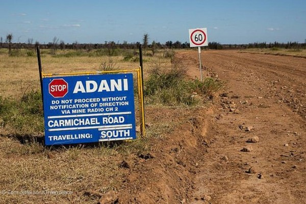 "A ""significant shift"" on the Adani Carmichael mine"
