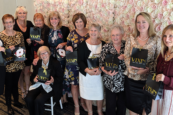 We spoiled some incredible mums at the annual Alan Jones Mother's Day lunch