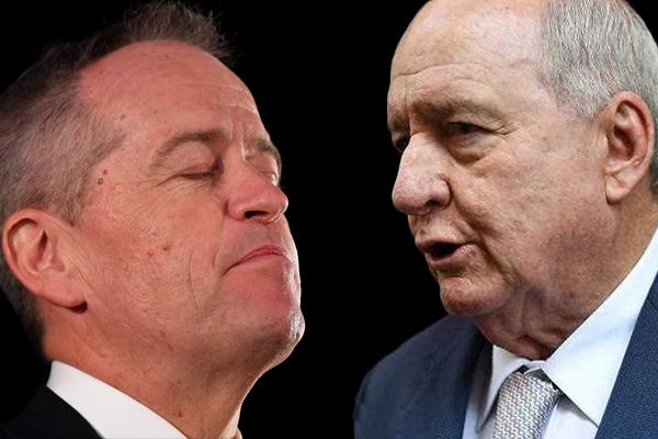 Bill's boycott proves fatal, how Alan Jones predicted the election