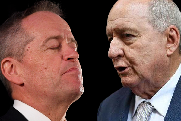 Bill's boycott proves fatal, how Alan Jones predicted the election