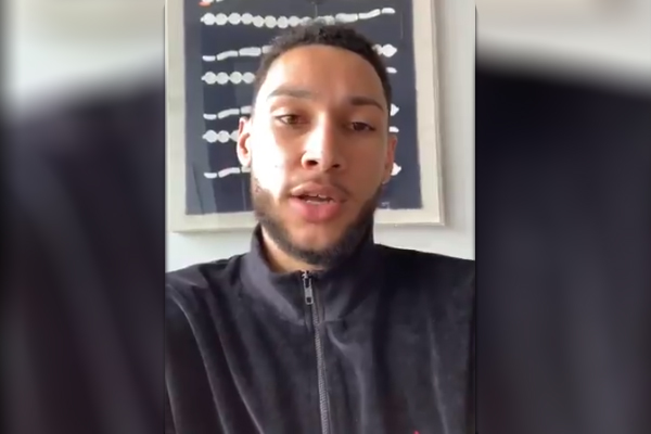NBA superstar Ben Simmons makes massive Aussie announcement