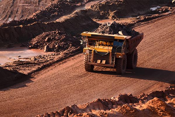 Australia's economic boom from iron ore exports