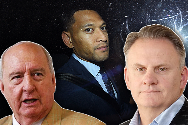 'Most outstanding political speech I've ever read': Mark Latham on Israel Folau