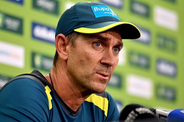 Justin Langer's 'tough call' on David Warner ahead of Cricket World Cup