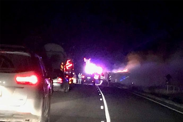Mum and four children killed in 'catastrophic' crash near Kingaroy