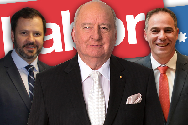 Is there something sinister behind Labor's leadership vacuum?