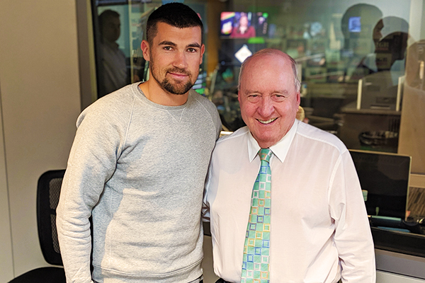 Article image for 'This is a hell of a story': The making of Australia's superstar goalkeeper Mat Ryan