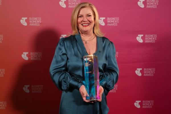 Telstra's Australian Business Woman Of The Year