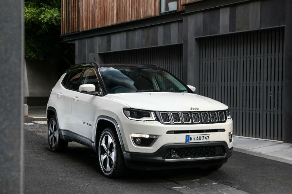 Jeep Compass Limited AWD – the latest model vastly improved but in a highly competitive market