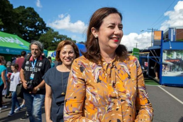 Palaszczuk government power plays