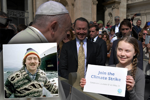 Former Greenpeace member likens school climate strikes to Hitler Youth
