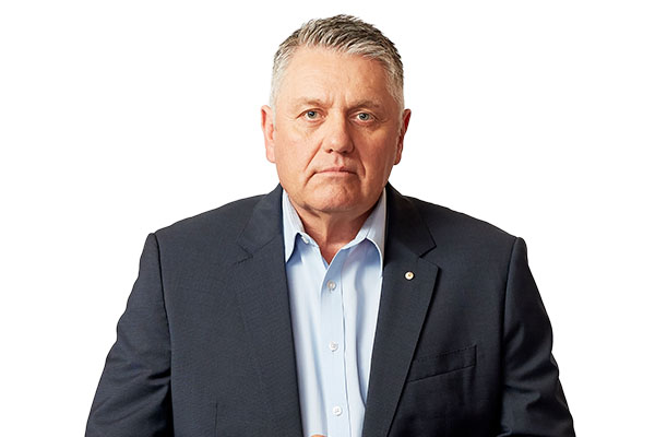 Article image for Ray Hadley: 'I don't take kindly to threats'