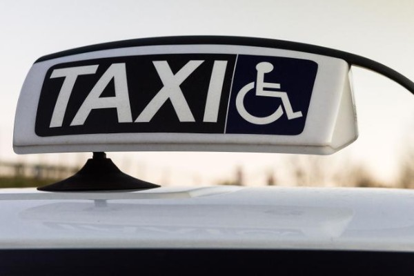 Taxi scheme end leaves the disabled stranded
