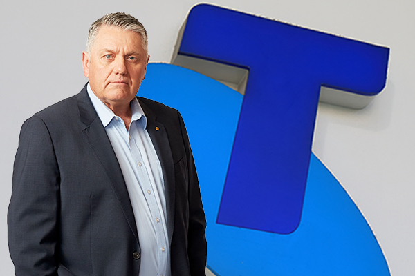 Article image for 'You are completely and utterly useless': Ray Hadley's message to Telstra CEO