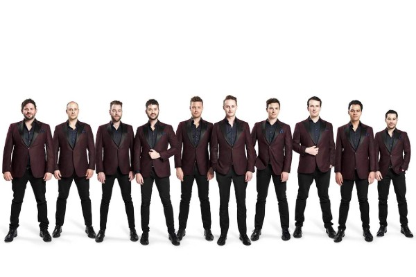 Love is in the air for the Ten Tenors