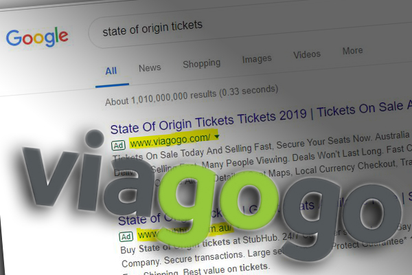 Calls for national shutdown of dodgy ticket websites